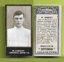 Newcastle United Billy Hibbert 132 (2)